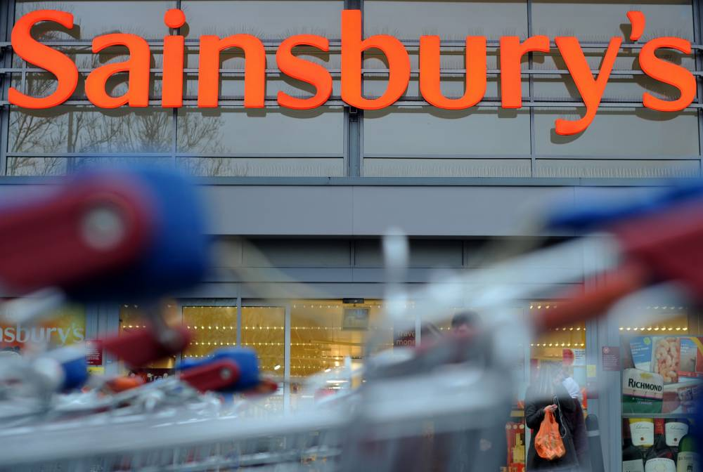 Sainsbury's sales continue to fall amid supermarket price war