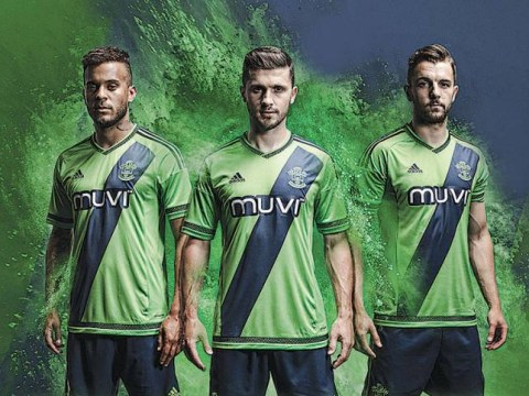 Southampton go green with awesome new away kit launch