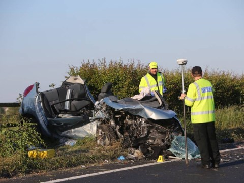 Woman killed in car crash after driving back from sister's funeral