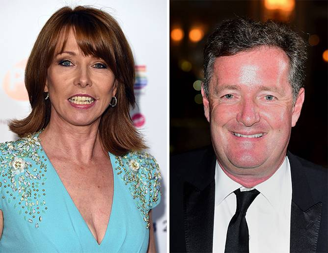 Piers Morgan speaks out in support of Kay Burley as petition to have her sacked from Sky News continues to grow