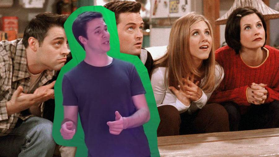 The One with the Crazy Friends Fan https://www.youtube.com/watch?v=1AnKefhj1Gk