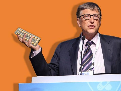 Bill Gates is making a single-dose, permanent contraceptive