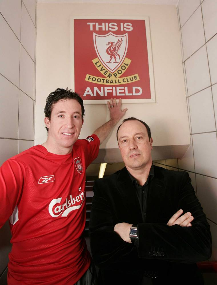 Real Madrid coach Rafa Benitez expertly trolls Liverpool legend Robbie Fowler with superb text