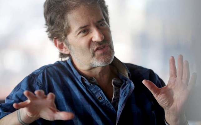 epa04814915 (FILE) US film composer James Horner  during an interview in Vienna, Austria, 03 October 2013. According to media reports the 61-year-old Horner, who won Academy Awards for the music in the movie 'Titanic', was killed when his plane crashed some 100 km norh of Santa Barbara near Ventura, California, USA, 22 June 2015.  EPA/GEORG HOCHMUTH