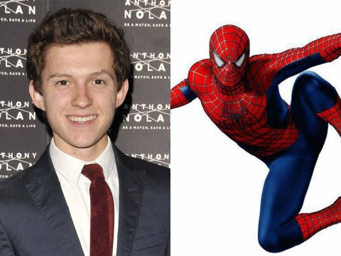 Tom Holland announced as new Spider-Man as Stan Lee reveals hero should stay white and straight