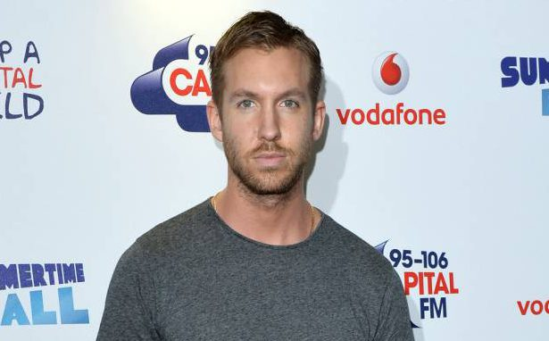 LONDON, ENGLAND - JUNE 21: Calvin Harris attends the Capital Summertime Ball at Wembley Stadium on June 21, 2014 in London, England. (Photo by Karwai Tang/WireImage)