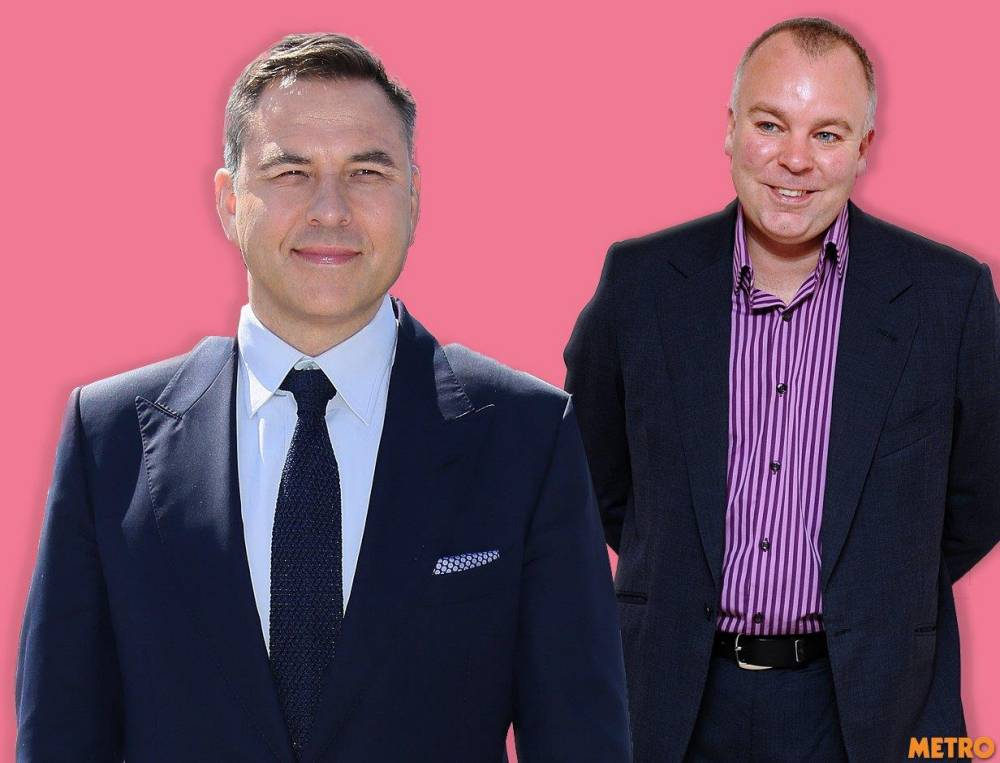 David Walliams rushes Steve Pemberton to hospital after actor collapses at Jimmy Savile play
