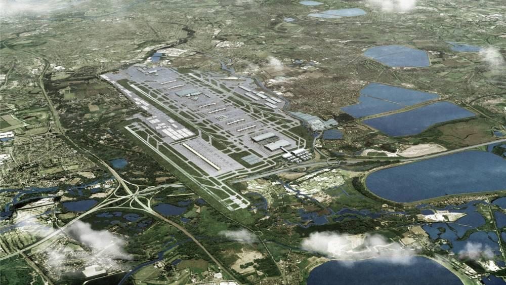 Airports Commission backs new Heathrow runway