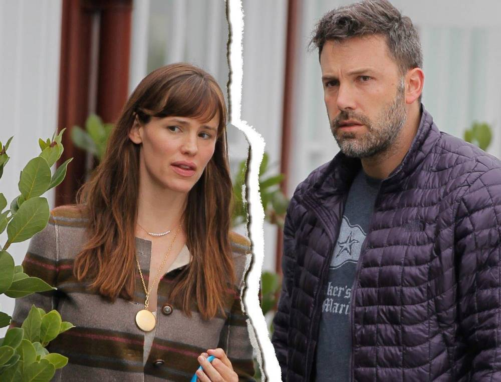17 people who just can't cope with Ben Affleck and Jennifer Garner's split