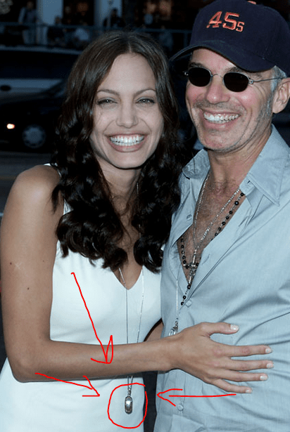 Happy Birthday Angelina! Here's 40 times she just didn't