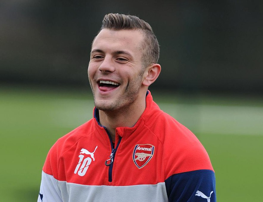 How on earth do Arsenal fit Jack Wilshere into their starting XI?