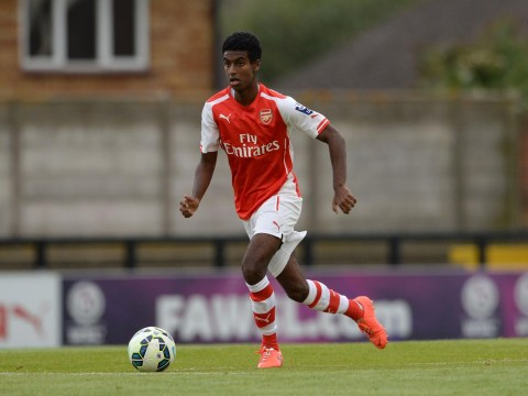 Gedion Zelalem admits he could leave Arsenal on loan if he's unable to make first-team breakthrough