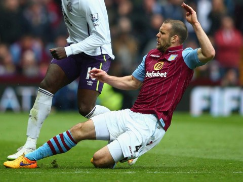 Aston Villa set to lose Ron Vlaar to Manchester United or Arsenal on free transfer