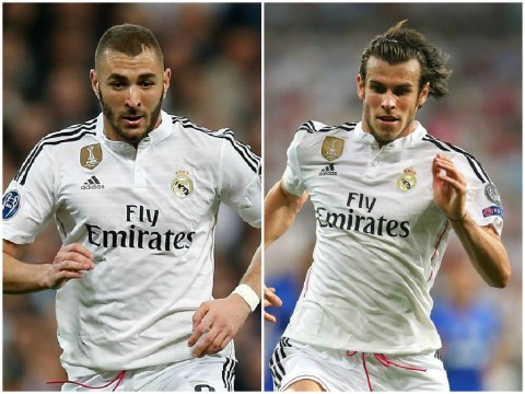 Manchester United 'set to begin talks with Real Madrid over Gareth Bale and Karim Benzema transfers'