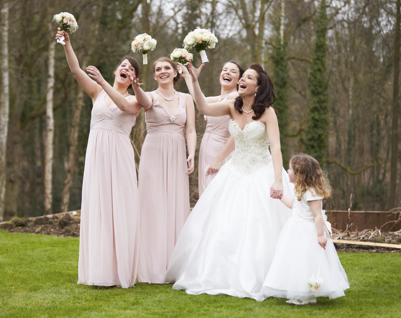 17 thoughts all bridesmaids have ahead of the big day