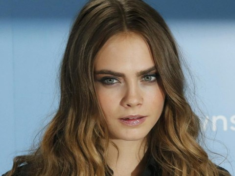 Cara Delevingne has landed a role in the Absolutely Fabulous movie