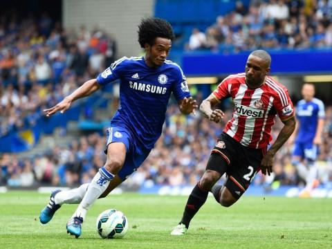 Juan Cuadrado's agent 'holds talks over transfer away from Chelsea'