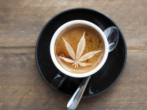 You can now get weed-infused coffee (and it's legal in the U.S)