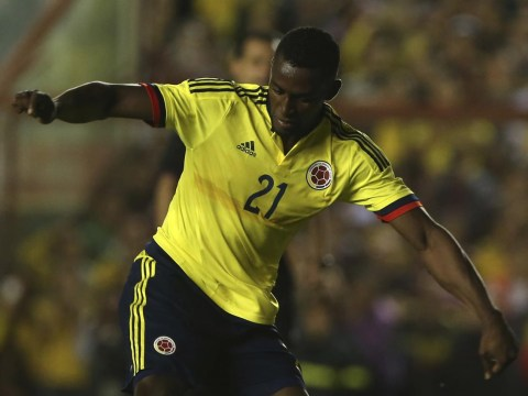 Arsenal in 'transfer SHOWDOWN with AC Milan over Jackson Martinez'