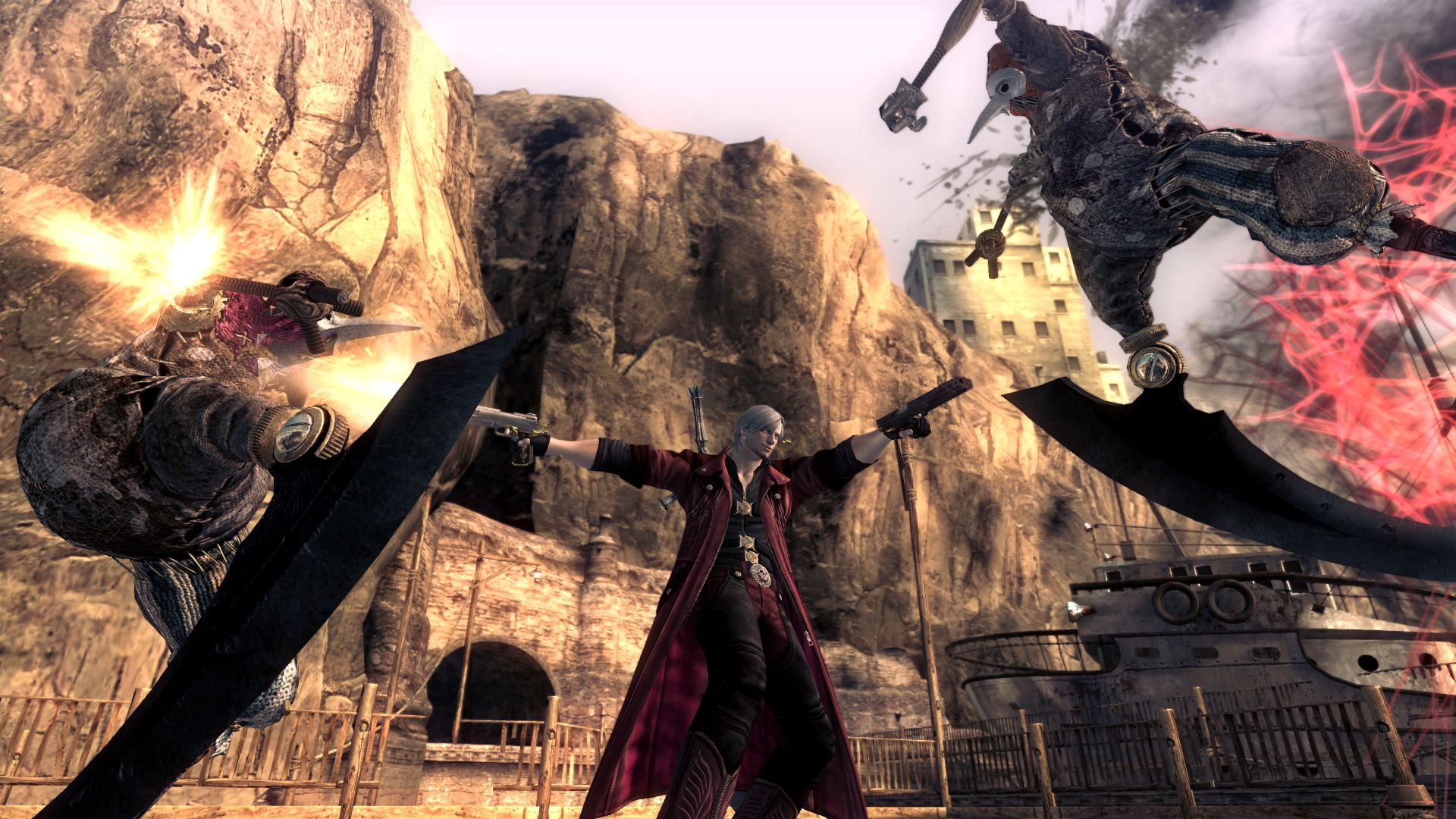 Devil May Cry 4 Special Edition - the real Dante is back