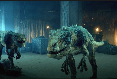 Move over Jurassic World  – here are Doctor Who's best dinosaurs