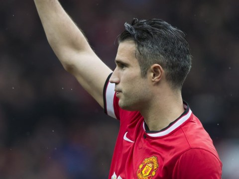 Lazio 'closing in on the £11m transfer of Manchester United striker Robin van Persie'