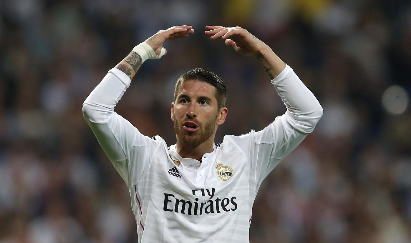 Sergio Ramos 'taking English lessons as Manchester United prepare £53.5m transfer offer'