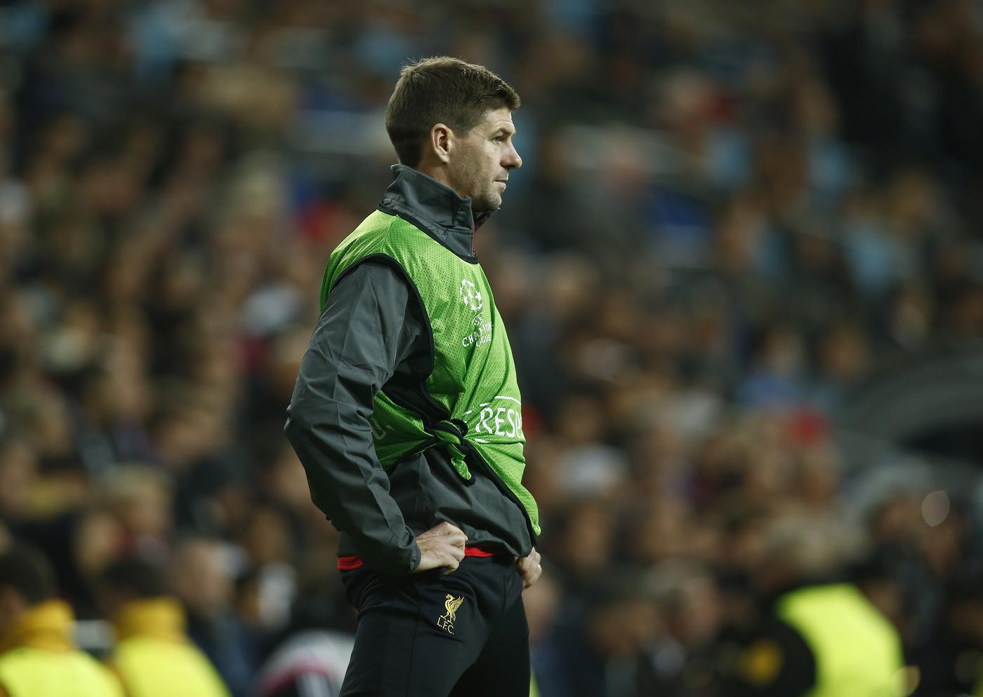 Steven Gerrard: Brendan Rodgers dropping me for Real Madrid match was moment I decided to leave Liverpool