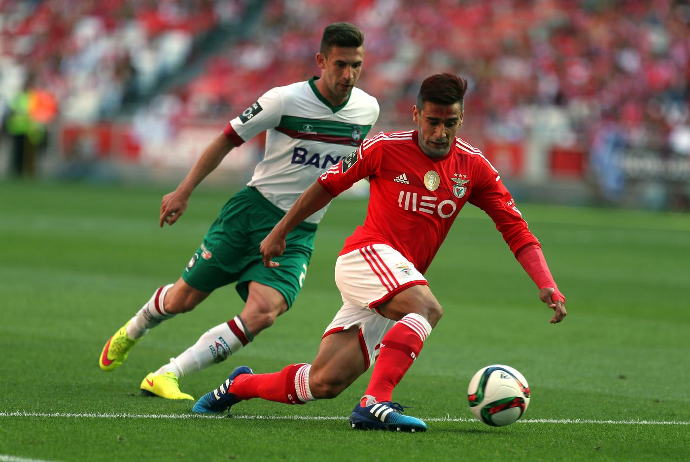 Liverpool 'have agreement over Eduardo Salvio transfer, deal to be completed in January'