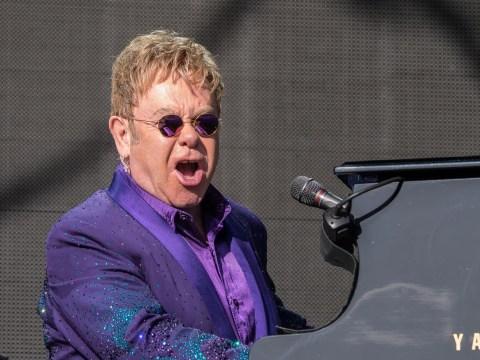 This time Vladimir Putin really DID call up Elton John