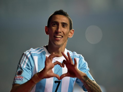 PSG transfer target Angel di Maria will show Manchester United just how good he really is next season