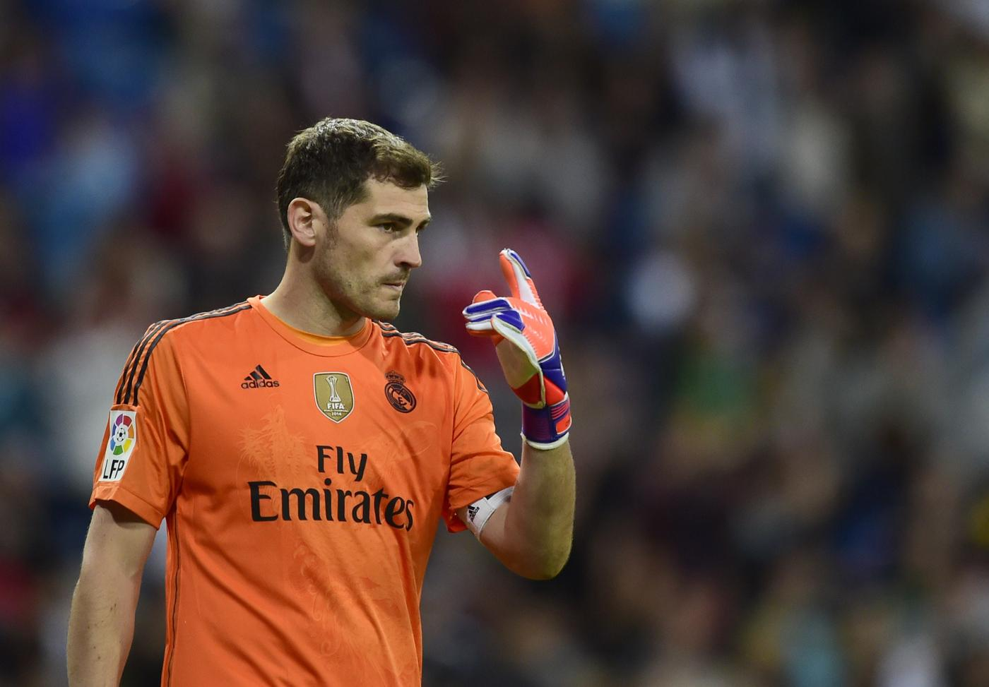 Liverpool 'cleared to complete Iker Casillas transfer'