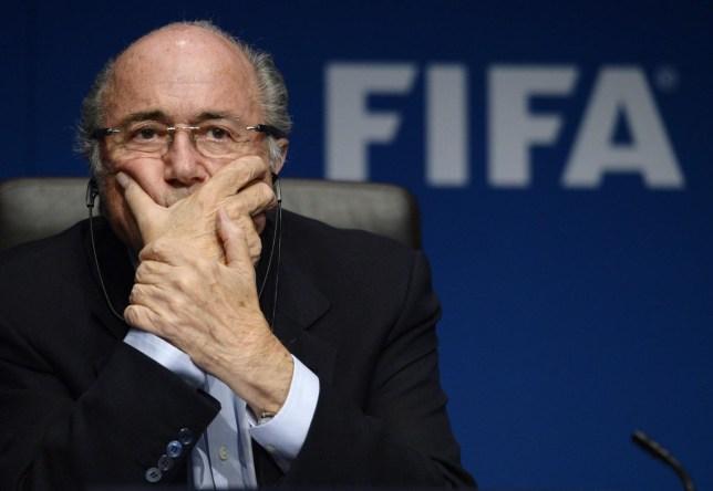 File - Sepp Blatter EPA/STEFFEN SCHMIDT