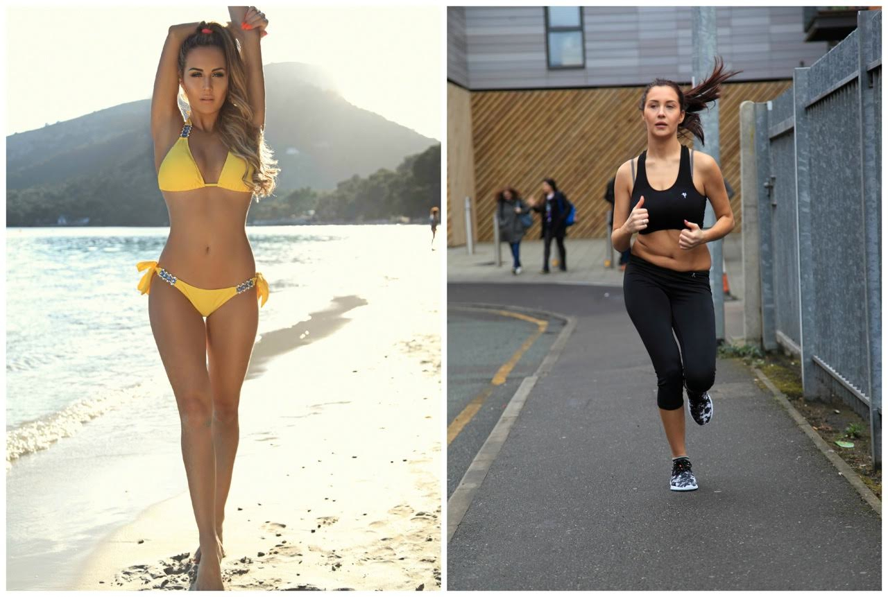 chloe goodman (Picture: Forza Supplements)