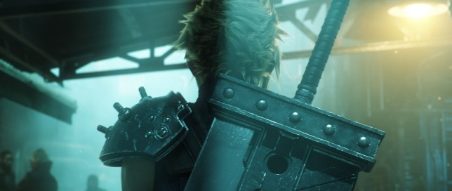 Final Fantasy VII Remake -  lots of people are excited about it