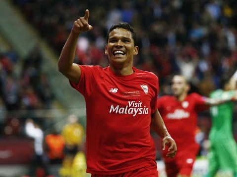 Liverpool 'dealt transfer blow as Sevilla striker Carlos Bacca closes in on £17m move to AC Milan'