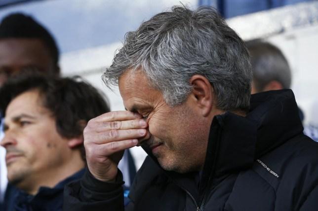 Football: Chelsea manager Jose Mourinho Eddie Keogh/Reuters