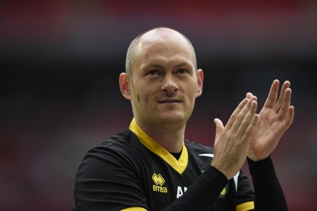 Football: Norwich City manager Alex Neil celebrates at full time after gaining promotion to the Barclays Premier League Tony O'Brien/Reuters