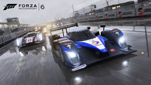 Forza Motorsport 6 - licence to be killed