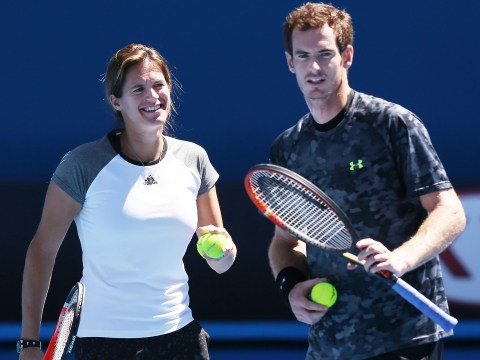 Andy Murray admits he's a proud feminist after being slammed for hiring Amelie Mauresmo as coach