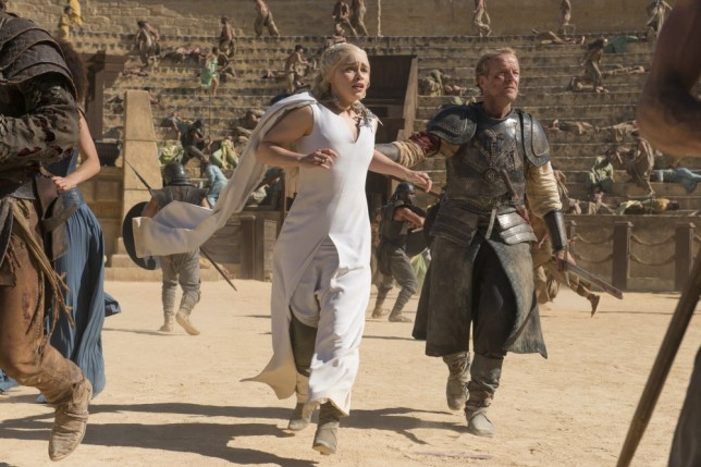 Game of Thrones, season 5, episode 9, The Dance of Dragons