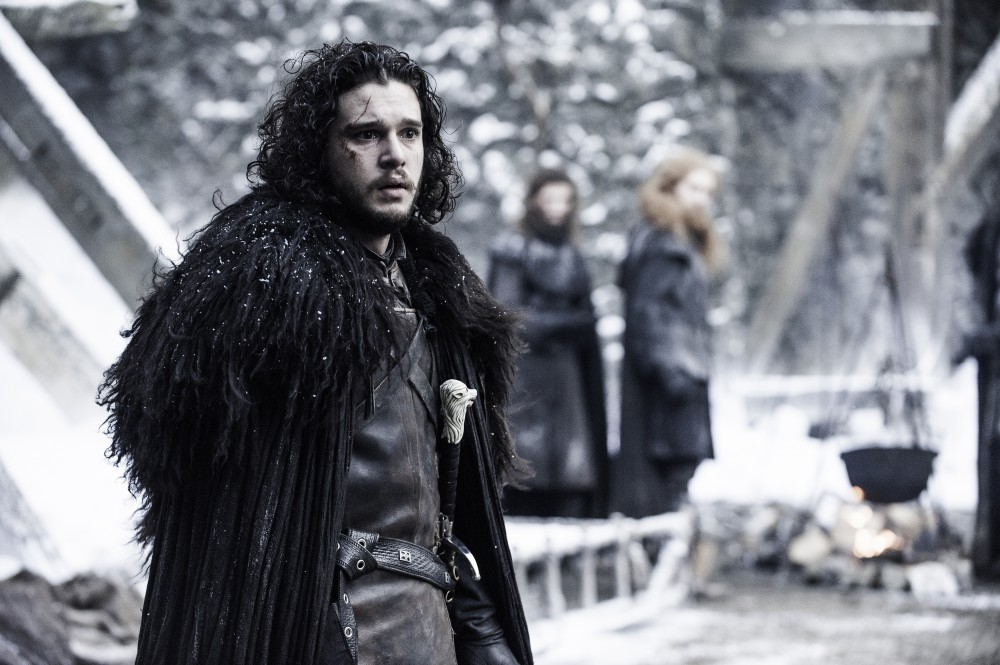 Game of Thrones, Series 5,Episode 10, Mothers Mercy, Jon Snow