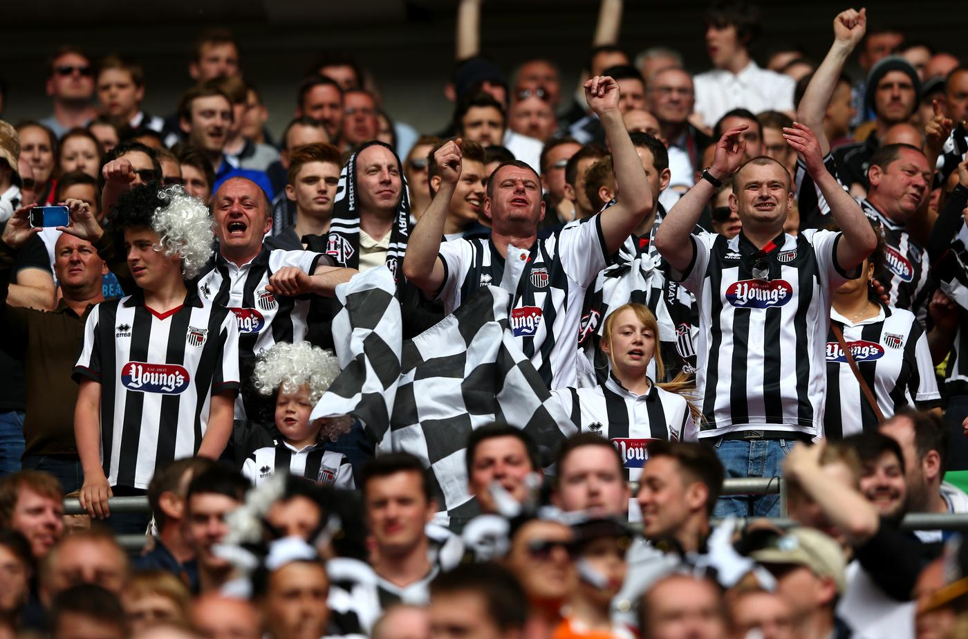 Grimsby Town's 'Operation Promotion' can remind us that football is not all about Sepp Blatter's Fifa corruption scandal