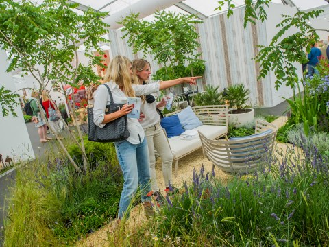 Win tickets to the Grow London garden fair – and a Beefayre bundle