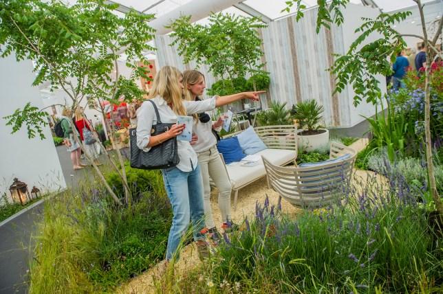The Grow London Garden Fair (Photo: Guy Bell)