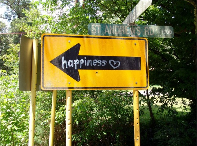 Happiness this way, guys (Picture: Flickr/hellamike81/Mike Rastiello)