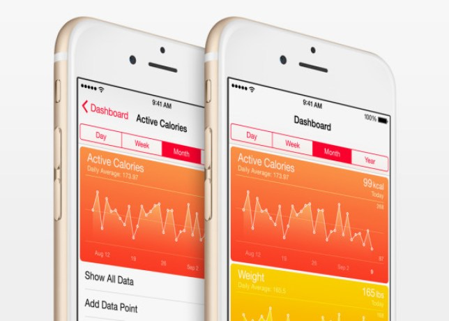 The health app is getting serious about your sex life (Picture: Apple)