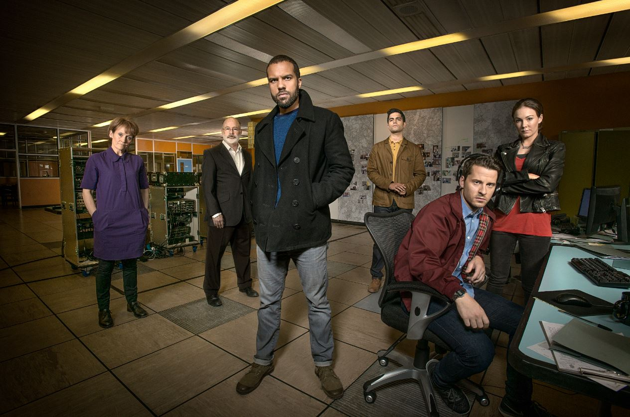 The Interceptor branded 'rubbish' as TV viewers get confused between OT Fagbenle and Craig David