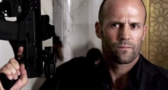 Jason Statham Fast and Furious 7