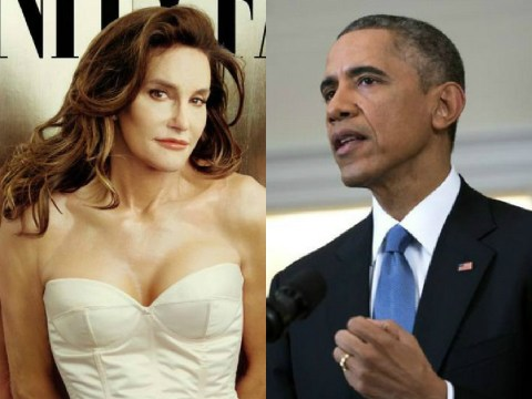 Caitlyn Jenner beats President Obama to become the fastest person to reach 1 million Twitter followers